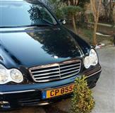 Mercedes C200 Evoo Fundi 2006