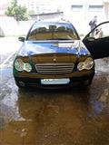Mercedes benz c220 evo
