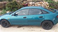 Mazda shitet ose nderrohet
