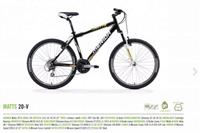 shitet  biciklete alumini Merida 290 euro