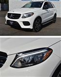 Mercedes Benz GLE  350 look AMG