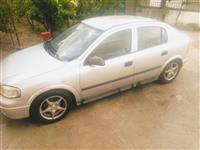 Opel Astra Benzin+gas