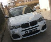 BMW X4 M  Mundsi ndrimi
