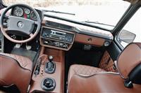 Ms Infinity automotive interior