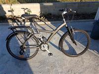 Shiten 10 bicikleta te Ardhura nga italia