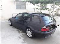 Bmw 2.0 manuale nafte