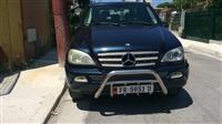 Benz ML 270 ne shitje 2,900Euro I diskutueshem