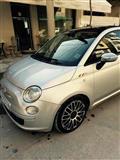 Shitet Fiat 500 , 1.4 benzine , sport . Full