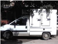 Shitet makine frigoriferike Fiat Scudo Viti 2007,