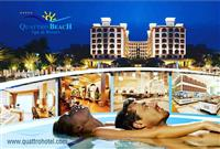Ultra all inclusive  QUATTRO BEACH SPA & RESORT 5*