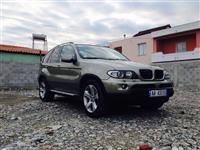 BMW X5 3.0D full opsion