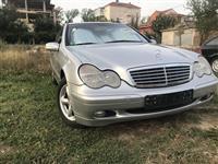 C 200 Mercedes 2002