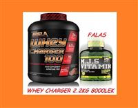 TESLA NUTRITION  WHEY CHARGER 100