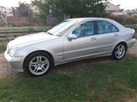 Mercedes c220 automatik perfekte