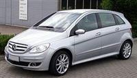 Mercedes-benz B-class pa asnje gervishtje!!