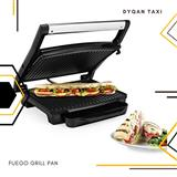 Fuego Grill Pan | Kitchen Electronics