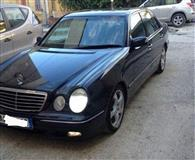 Mercedes benz e class 270 cdi ELEGANCE