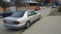 Mercedes E 200 benzin+gaz