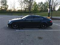 2006 Mercedes Benz 500(AMG Look )cls63 body kit