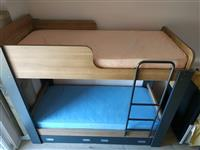 Krevat dykatesh per femije