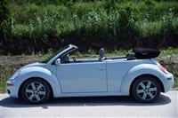 VW Volkswagen New Beetle Benzin Gaz 2006 cabrio