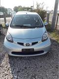 Toyota Aygo benzin
