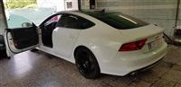 Audi A7 tdi biturbo 313 cc  super full full option