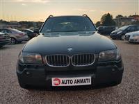 BMW X 3  3.0 nafte 2005 k.automatike