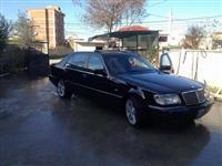 Mercedes benz 320 benzin+gaz