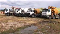Astra beton pompe 28 metra