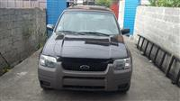 Ford Escape Benzin/gaz