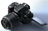 Shes Nikon D5100