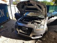 Parakolp, mbrapakolp, fenere dhe stopa Audi TT