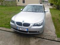 BMW Seria 5 benzin gaz