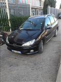 Peugeot 206 nafte