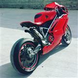 Ducati 749 NDROHET ME MAKIN