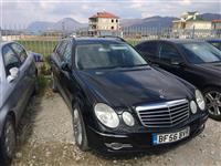 Mercedes w211 280evo 2007