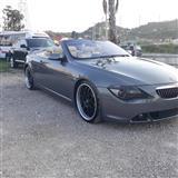 BMW 645ci cabrio..