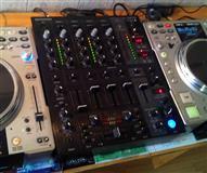 Shes Behringer  x750 Dj Mixer