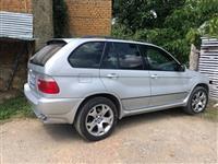 BMW X5 3.0i benzin|gaz
