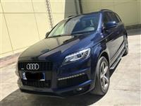 Audi q 7 sline 2014