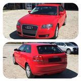 Audi A3 benzin