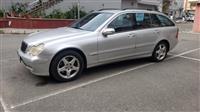 Mercedes C-class AVANTGARDE station wagon