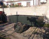 OKAZION Rimorkio  traktori