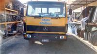 Makine karotrekse Benz 814 modeli 93