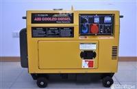 Gjenerator elektrik 7kw/380/220volt