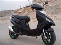 Kymco movie  125 tuning
