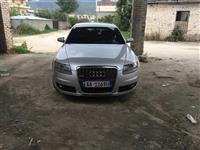 Audi A6 S-Line nga fabrika
