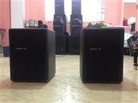 Montarbo LPS 12 3 sistemsh te amplifikuar