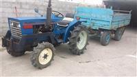 Traktor iseki 21 kuaj  u shit flm merr jep